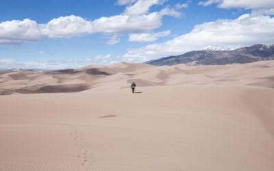 Salida & Sand Dunes: Long Weekend (4 day) Extravaganza of Hiking and Hot Springs!